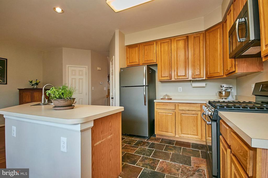 Kitchen - 44053 RISING SUN TER, ASHBURN