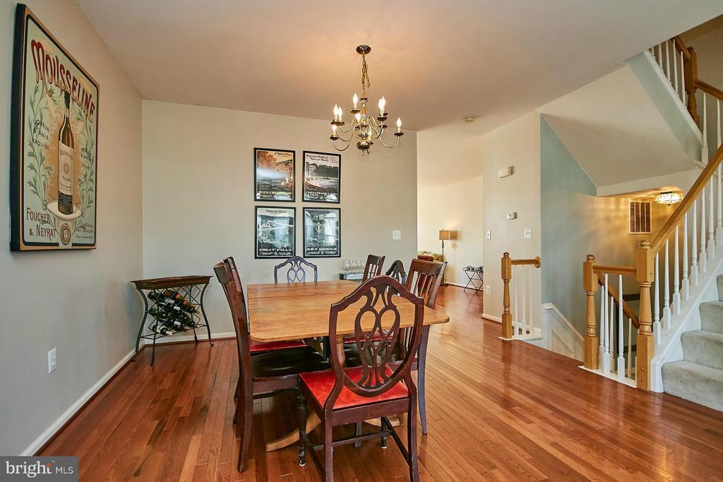 Formal Dining Room - 44053 RISING SUN TER, ASHBURN