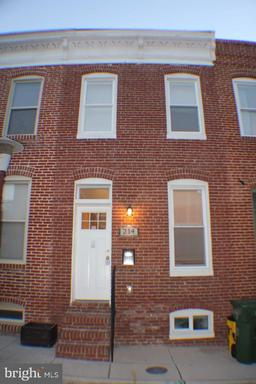 Property for sale at 214 N Madeira St, Baltimore,  MD 21231