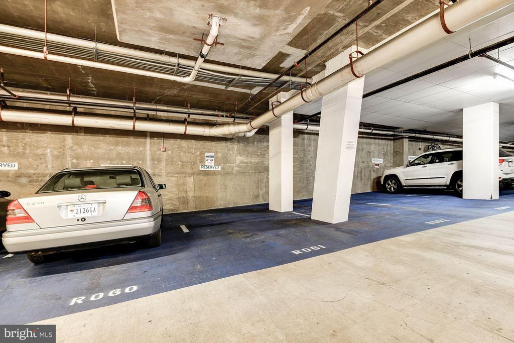 Parking Space #R61 - 1205 GARFIELD ST #405, ARLINGTON