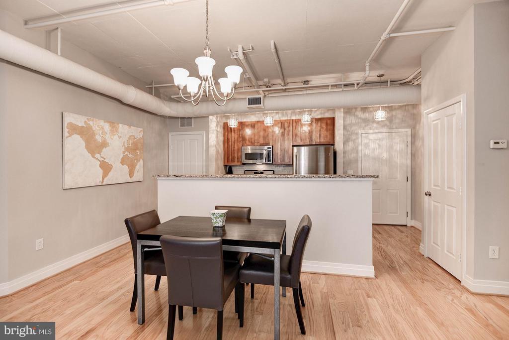 Dining Room - 1205 GARFIELD ST #405, ARLINGTON