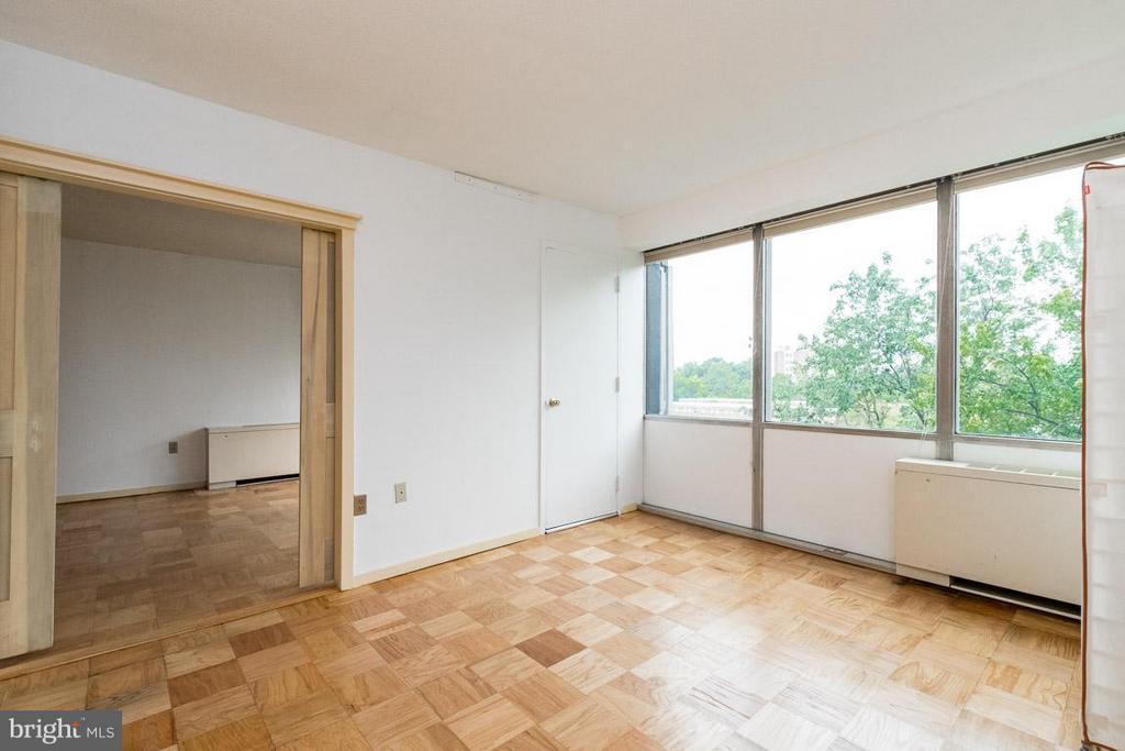 Bedroom (Master) - 1311 DELAWARE AVE SW #S529, WASHINGTON