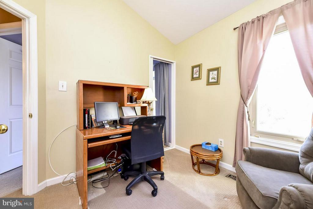 Bedroom #3 - 208 MILL CROSS LN, OCCOQUAN