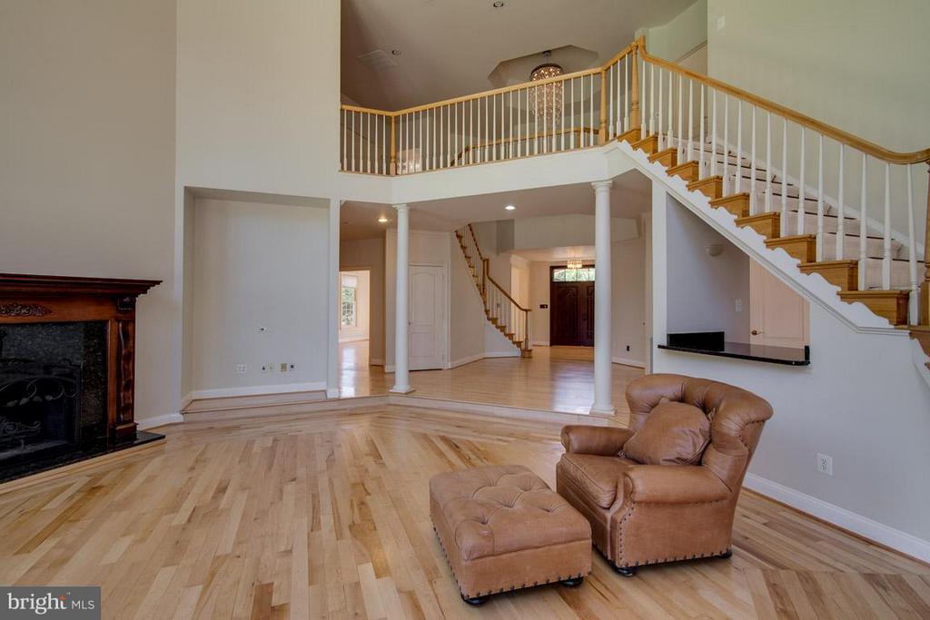 Family Room - 1445 MAYHURST BLVD, MCLEAN