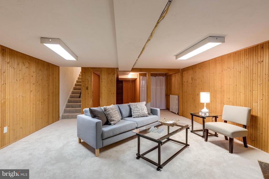 Basement - 5211 NEW HAMPSHIRE AVE NW, WASHINGTON