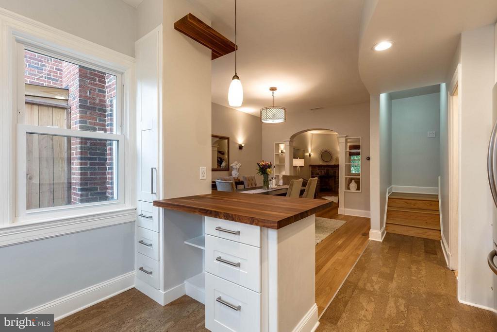 Kitchen - 5211 NEW HAMPSHIRE AVE NW, WASHINGTON