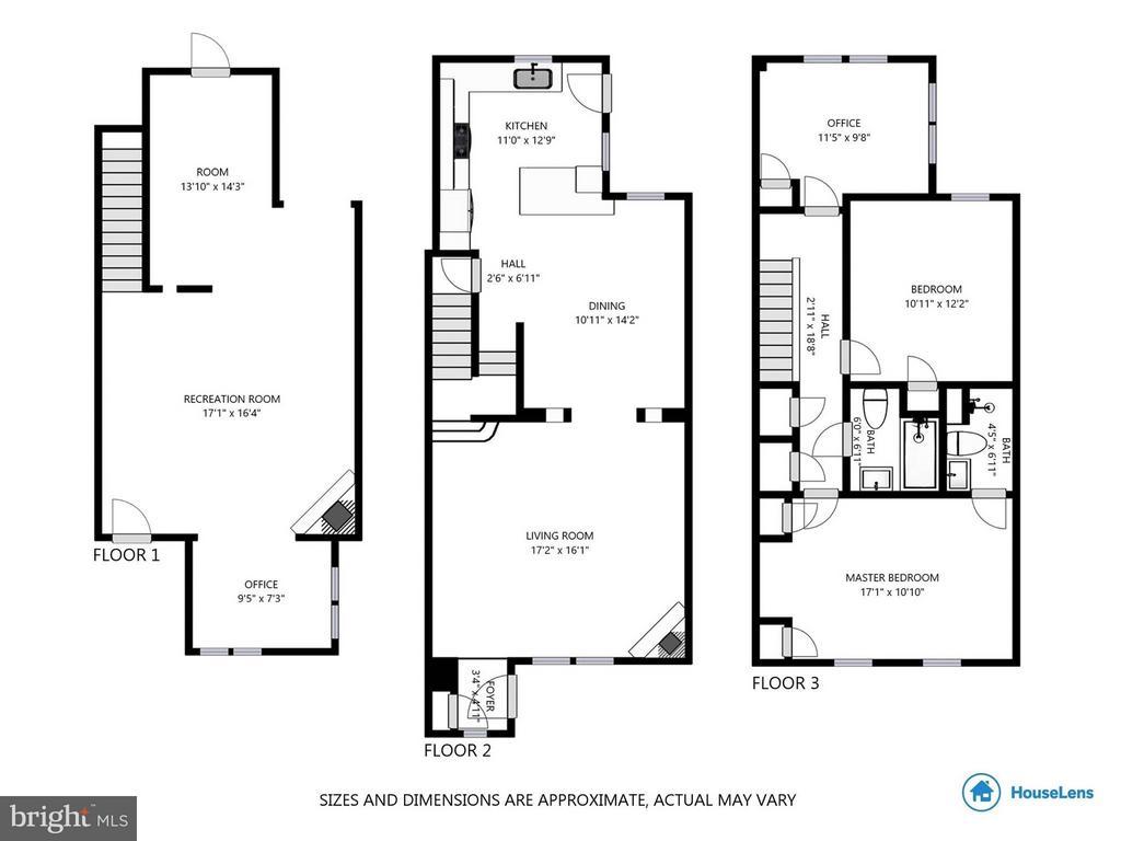 Floor Plan - 5211 NEW HAMPSHIRE AVE NW, WASHINGTON