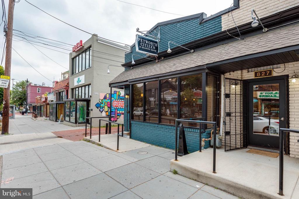 Community - 5211 NEW HAMPSHIRE AVE NW, WASHINGTON