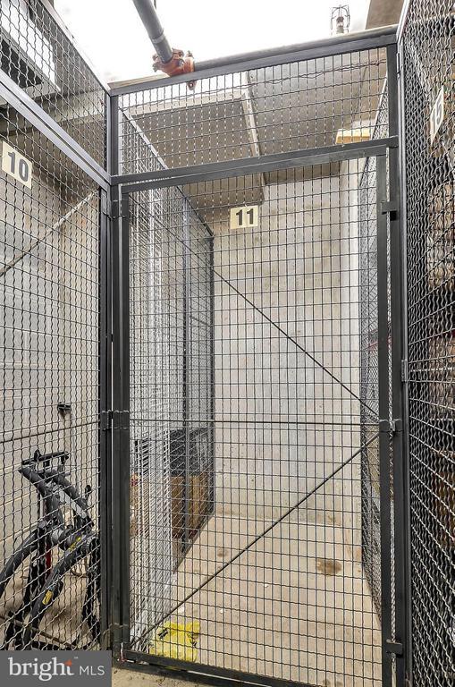 Additional Storage Unit - 2200 WESTMORELAND ST #207, ARLINGTON