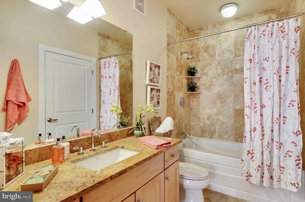 Granite counters & a deep soaking tub! - 2200 WESTMORELAND ST #207, ARLINGTON