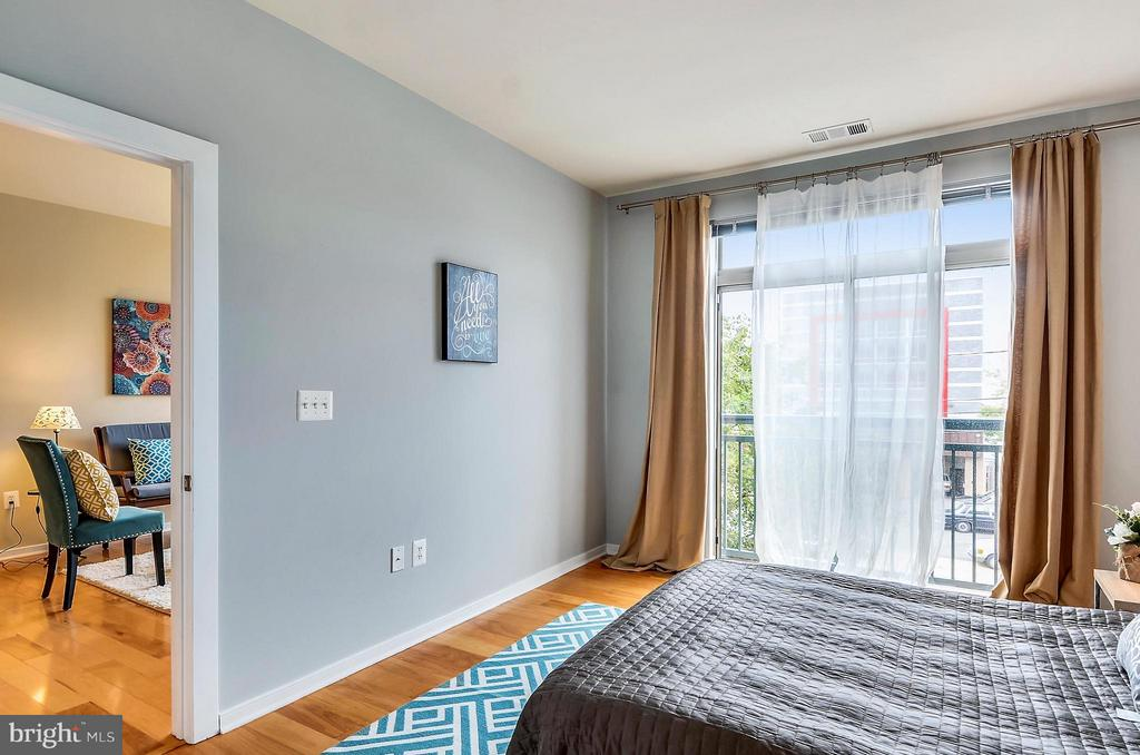 Bedroom - 2200 WESTMORELAND ST #207, ARLINGTON
