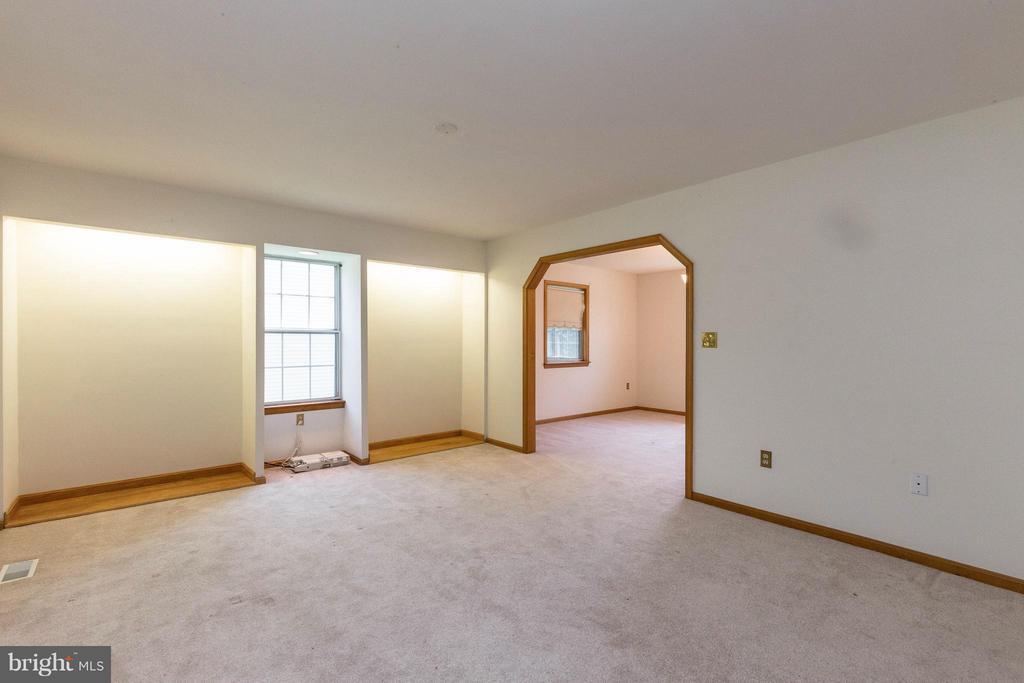 Living Room - 221 WINDRIDGE ACRES CT, SILVER SPRING