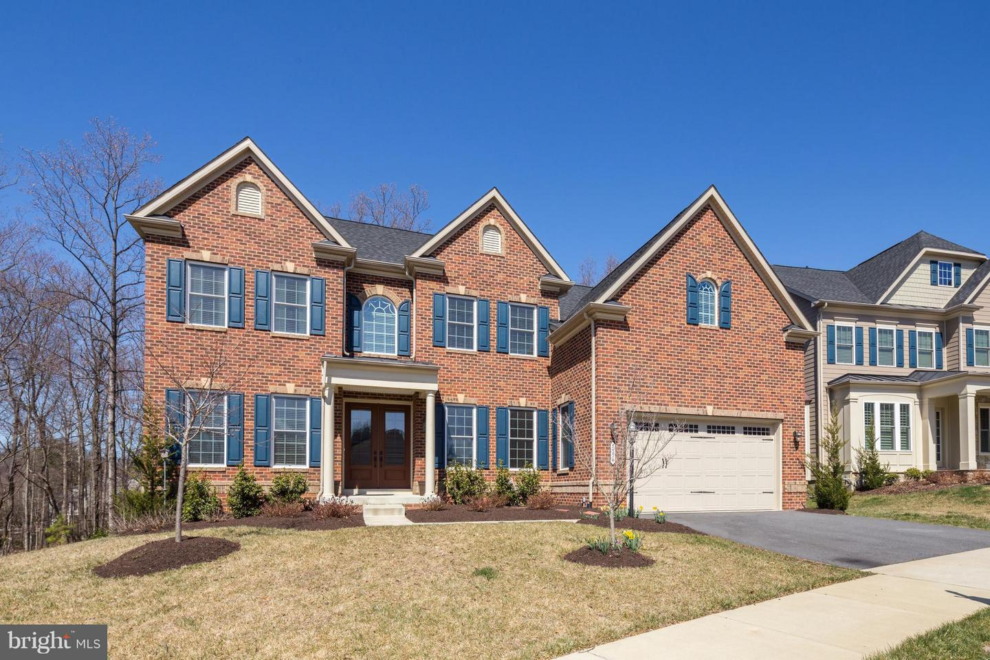 Single Family Home for Sale at 7554 Glen Pointe Court 7554 Glen Pointe Court Springfield, Virginia 22153 United States