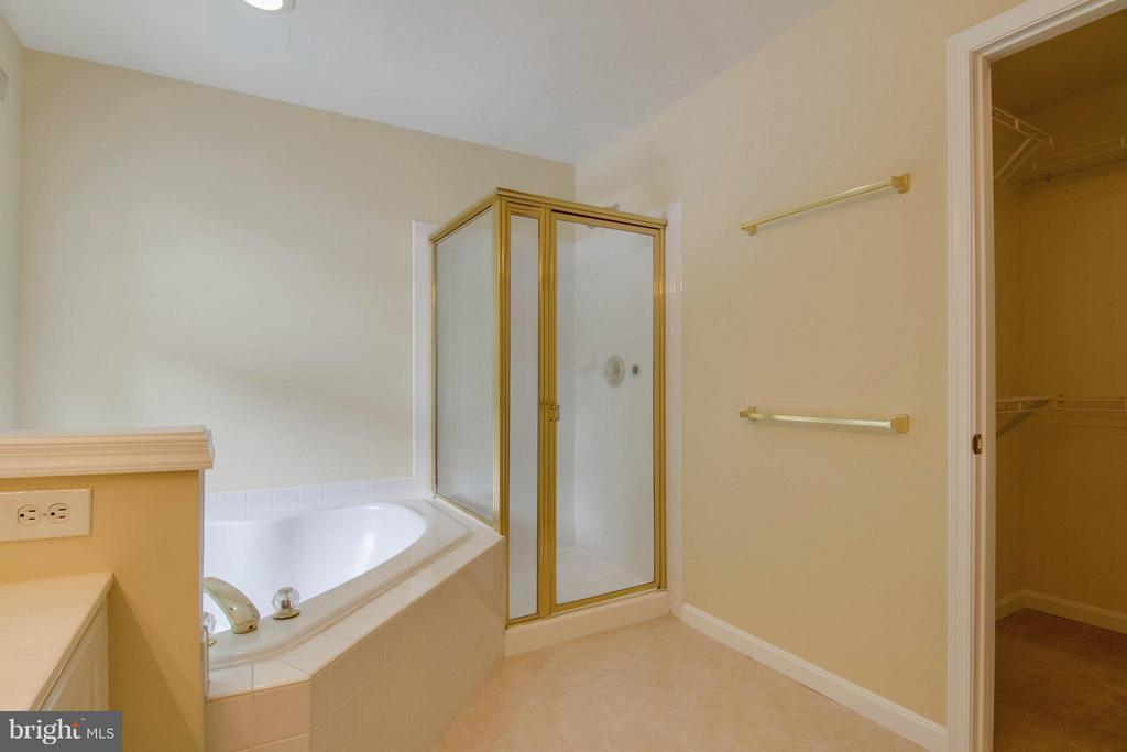 Bath (Master) - 14912 SLIPPERY ELM CT, WOODBRIDGE