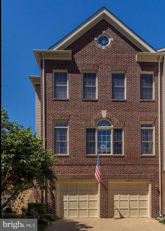 Exterior (Front) - 6610 THURLTON DR, ALEXANDRIA