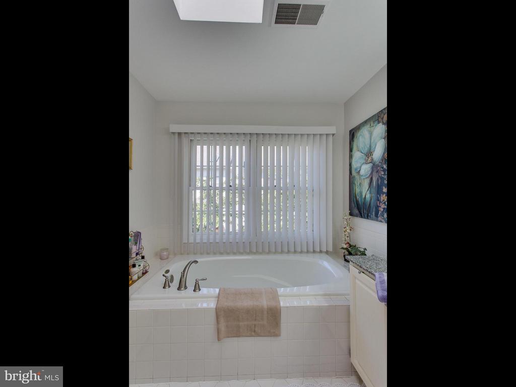 Master Bathroom Jacuzzi - 6610 THURLTON DR, ALEXANDRIA