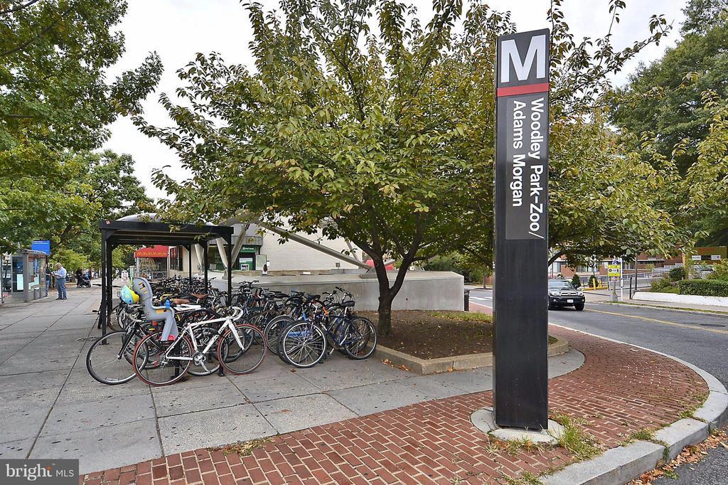 Woodley Park Metro Station - 2725 CONNECTICUT AVE NW #107, WASHINGTON