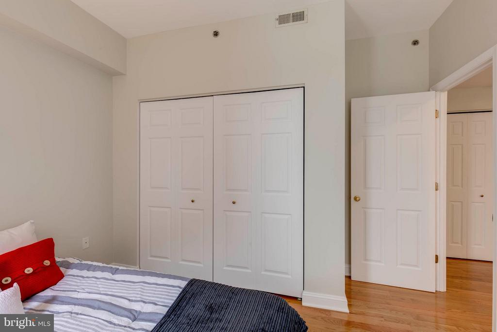 Bedroom with lots of Natural Light - 1621 T ST NW #707, WASHINGTON
