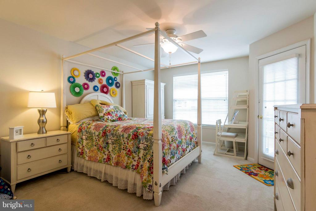 Bedroom (Master) - 1852-A MONOCACY VIEW CIR #61A, FREDERICK