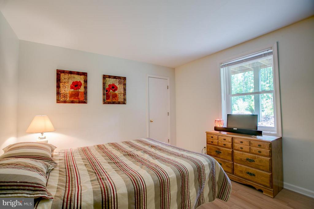 Basement bedroom - 9404 SECCA DR, FREDERICKSBURG