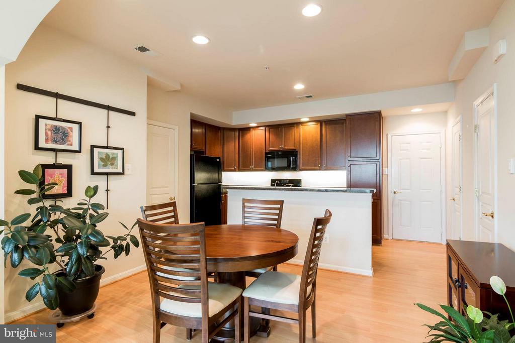 Dining Room - 1852-A MONOCACY VIEW CIR #61A, FREDERICK
