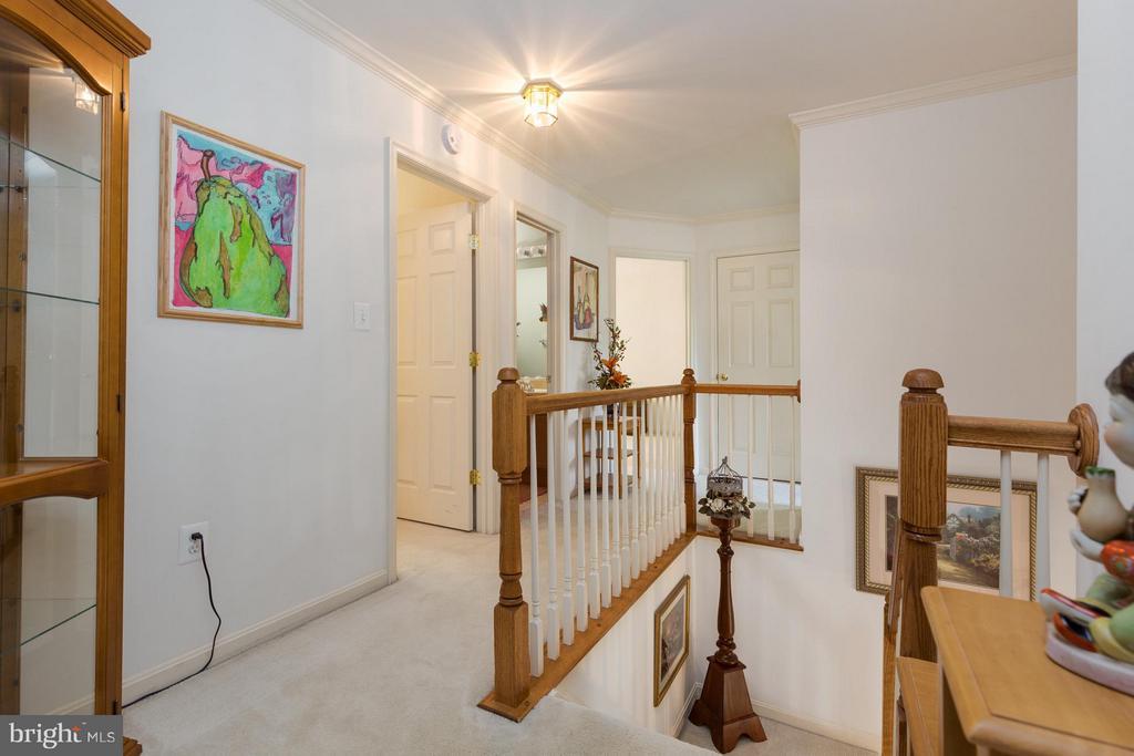 Open upstairs - 12126 KINGSWOOD BLVD, FREDERICKSBURG