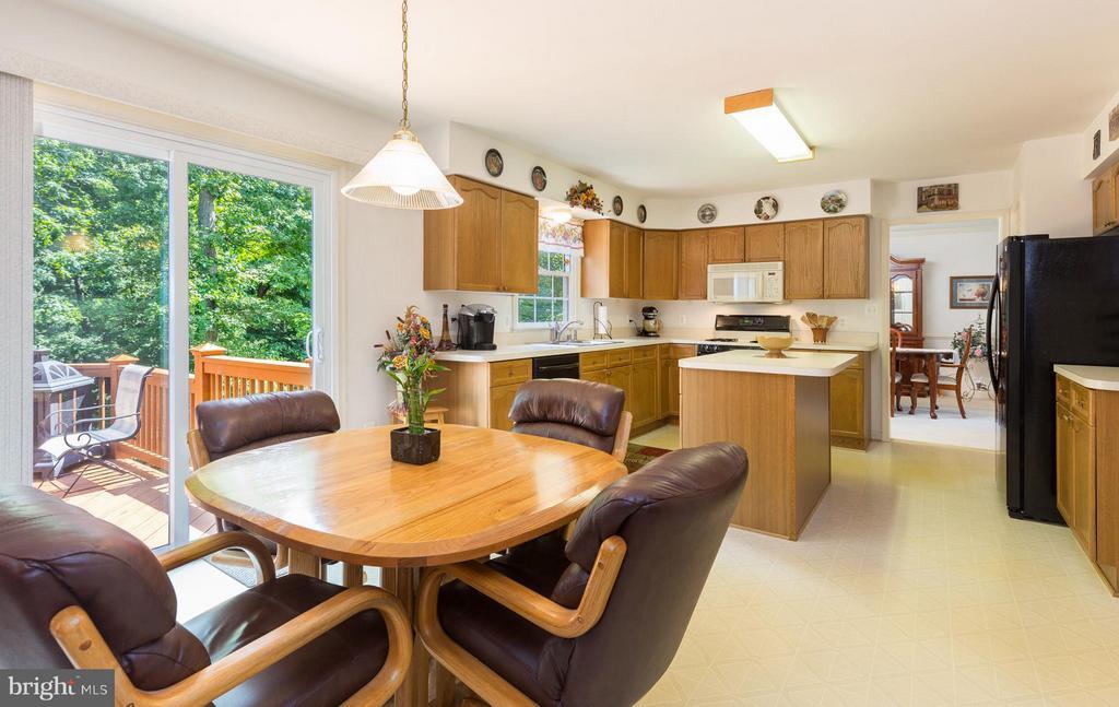 Kitchen - 12126 KINGSWOOD BLVD, FREDERICKSBURG
