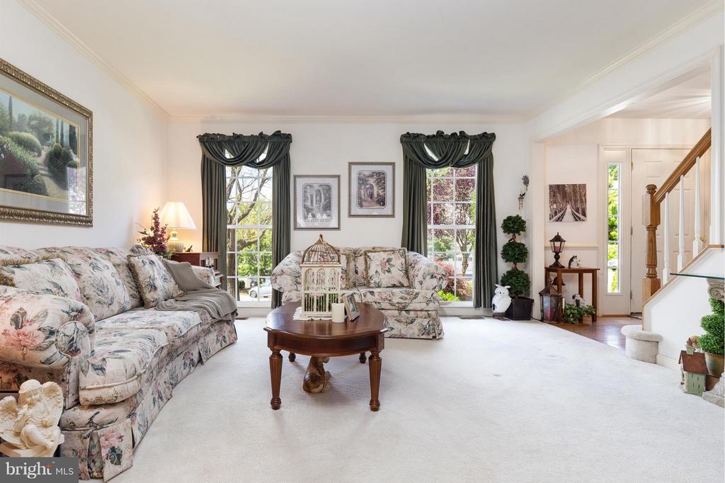 Living Room - 12126 KINGSWOOD BLVD, FREDERICKSBURG