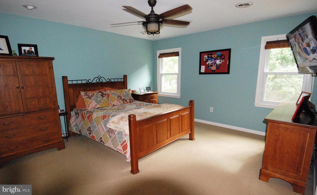 Bedroom (Master) - 10817 WOODLAND DR, FREDERICKSBURG