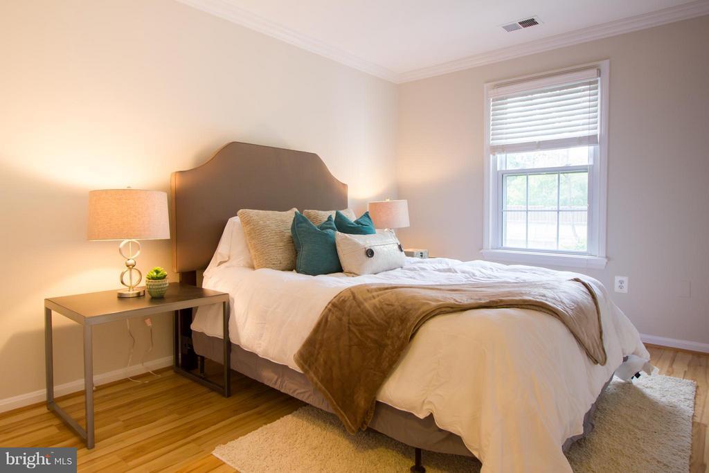 Bedroom (Master) - 2050 CALVERT ST #408, ARLINGTON
