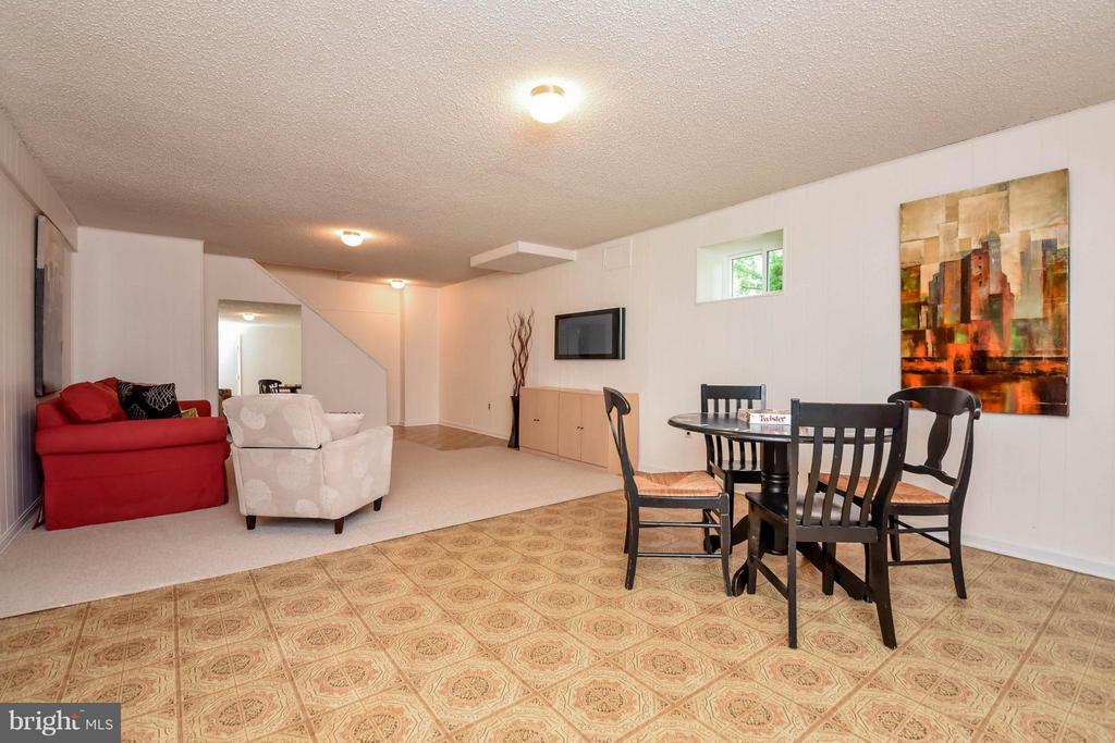 A fun space for all ages to gather - 2732 LINDA MARIE DR, OAKTON