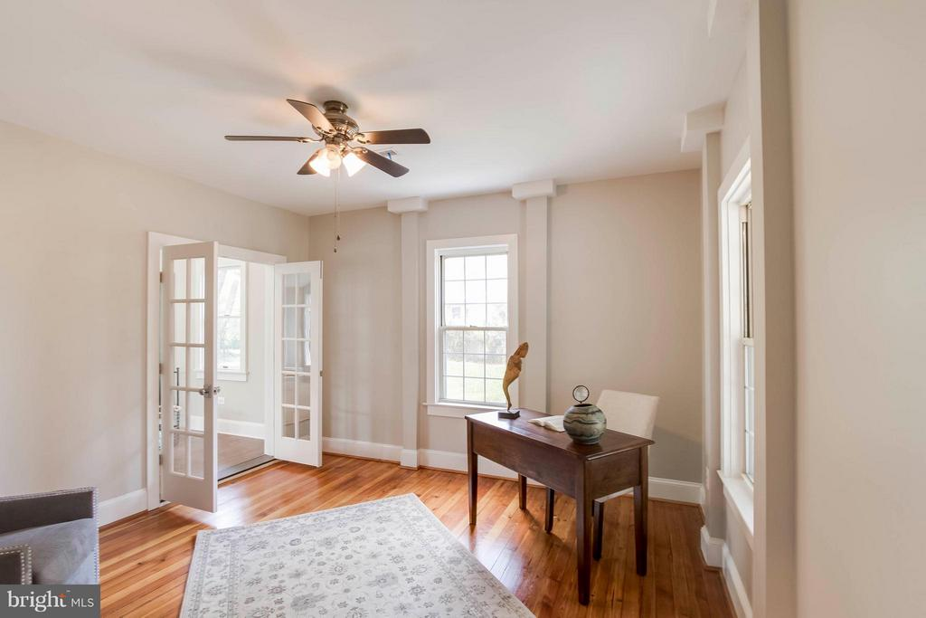Bedroom #4 or Study - 732 PARK AVE, HERNDON
