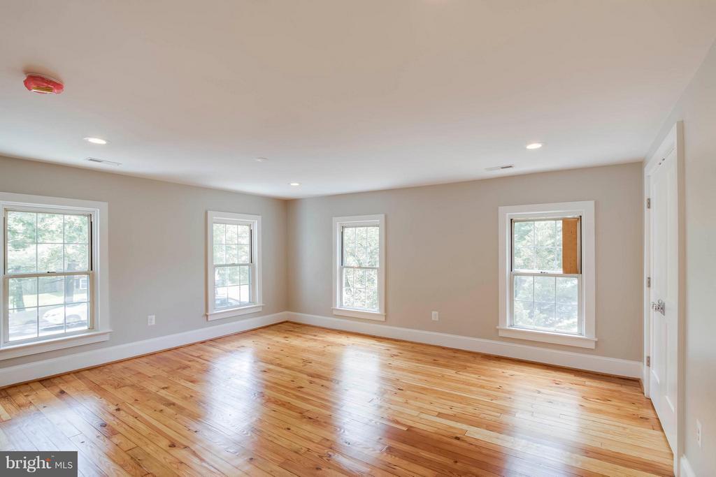 Bedroom (Master) - 732 PARK AVE, HERNDON