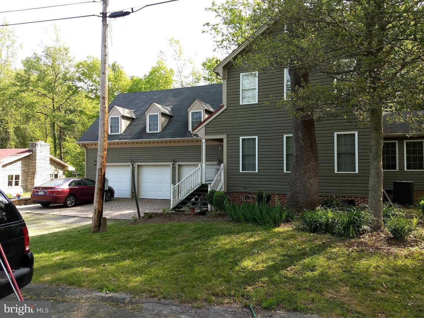 Single Family for Sale at 1324 John Mosby Hwy Paris, Virginia 20130 United States