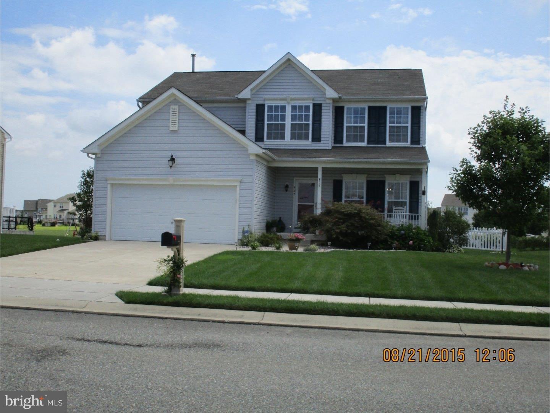 Maison unifamiliale pour l à louer à 409 WINDROW WAY Magnolia, Delaware 19962 États-Unis