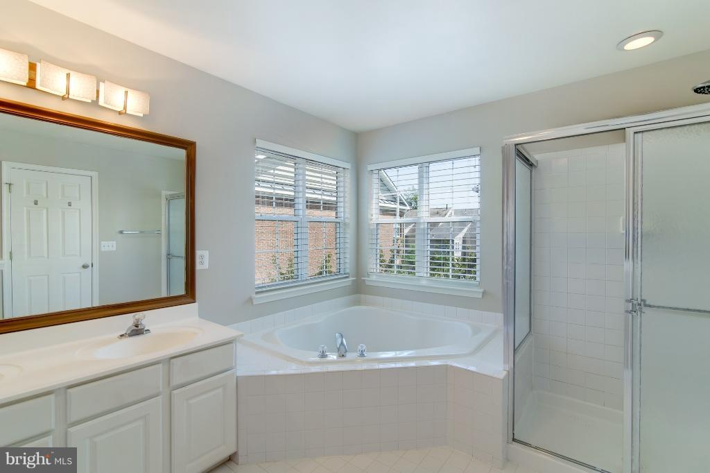 Beautiful MBR Bath - 5292 SANDYFORD ST, ALEXANDRIA