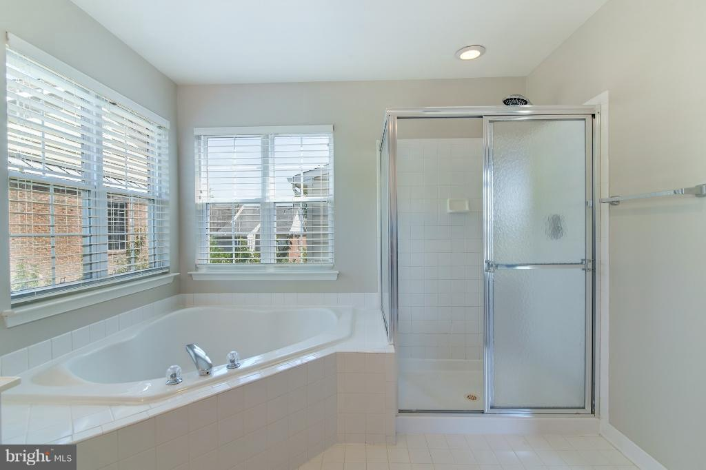 Tub and  separate Shower - 5292 SANDYFORD ST, ALEXANDRIA
