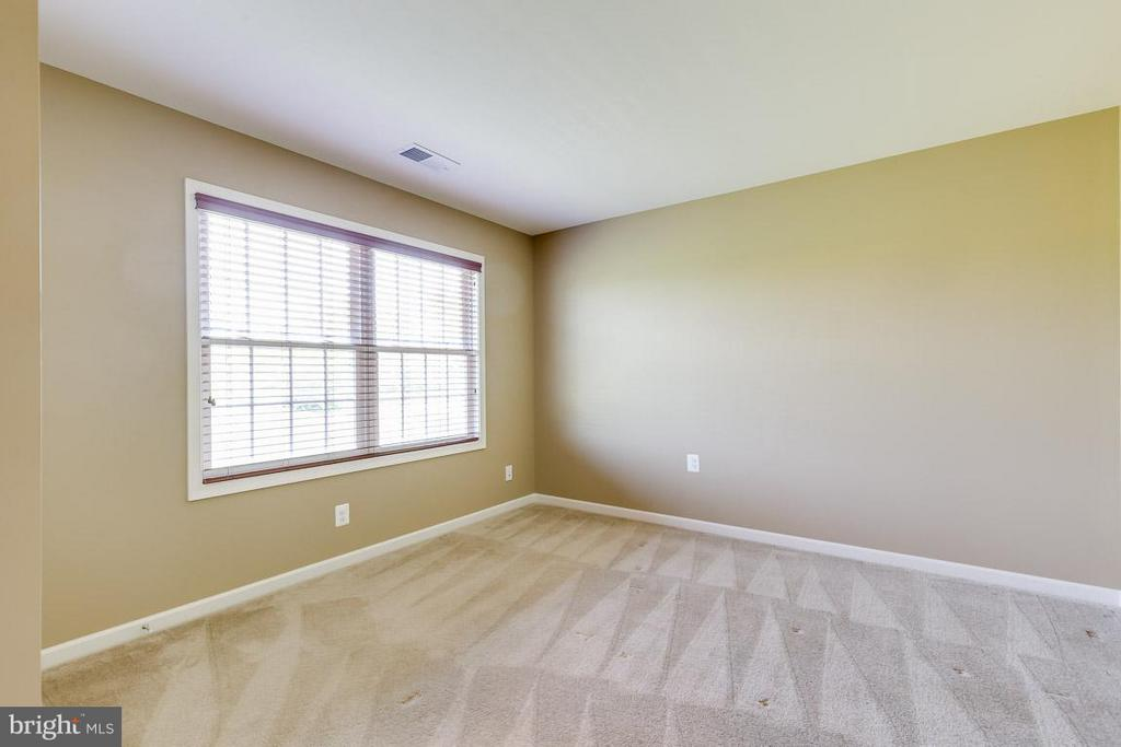 Second bedroom with one wall of windows - 23221 FALLEN HILLS DR, ASHBURN