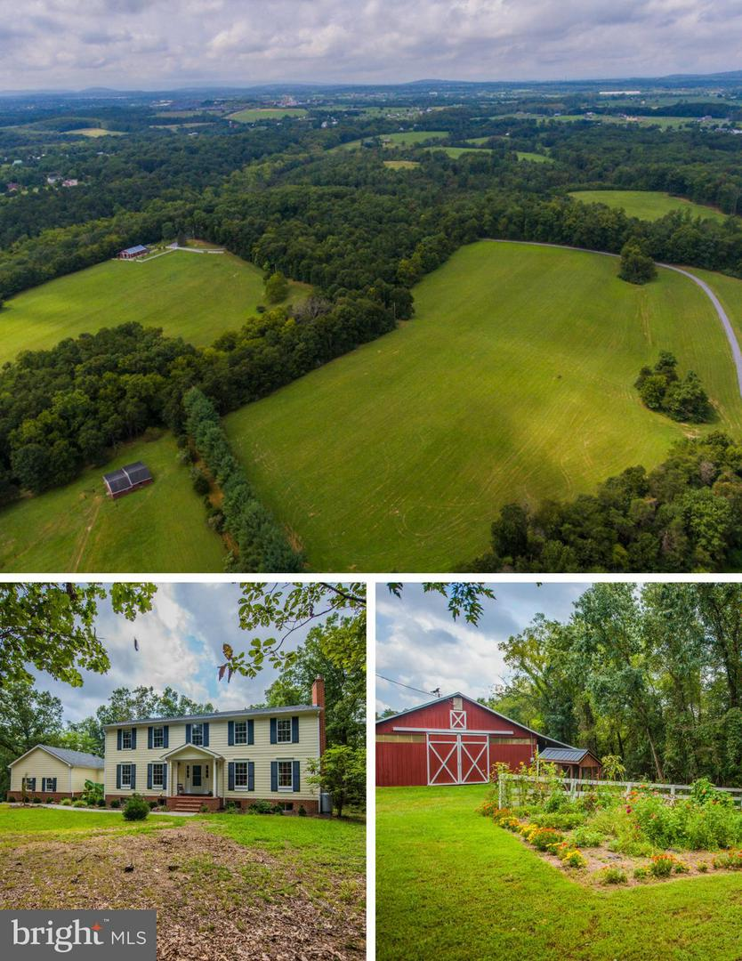 Farm for Sale at 554 Shady Creek Rd Clear Brook, Virginia 22624 United States