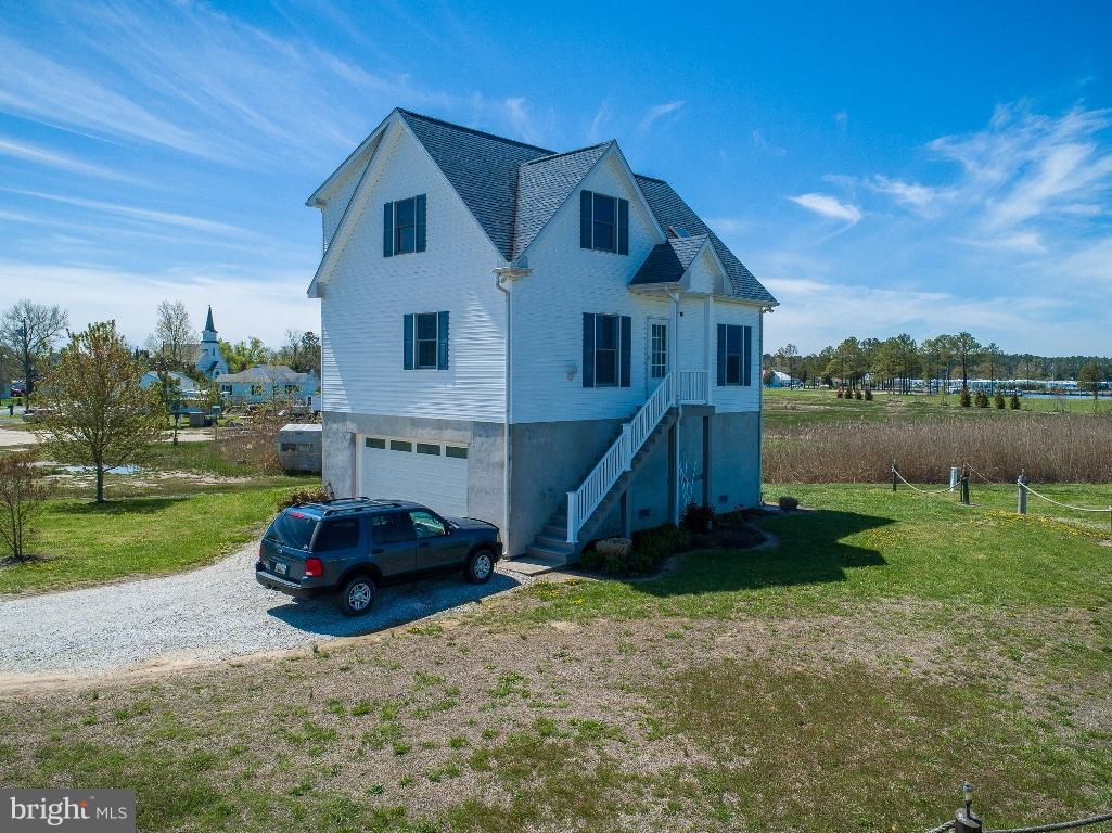 Single Family for Sale at 1224 Old Madison Rd Madison, Maryland 21648 United States