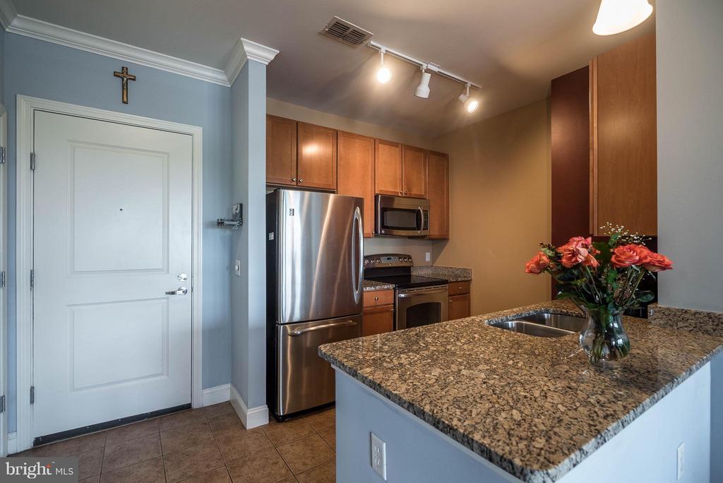 Kitchen - 1391 PENNSYLVANIA AVE SE #471, WASHINGTON
