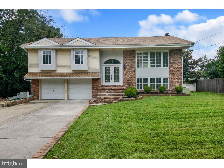 Maison unifamiliale pour l Vente à 1201 RIVERTON Road Cinnaminson, New Jersey 08077 États-Unis