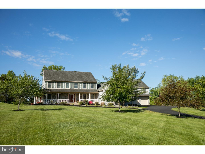 Casa Unifamiliar por un Venta en 2650 KRIEBEL Road Harleysville, Pennsylvania 19438 Estados Unidos