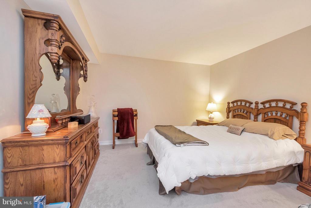 possible 5th bedroom in basement (NTC) - 19 CLOVERLEAF CT, FREDERICKSBURG