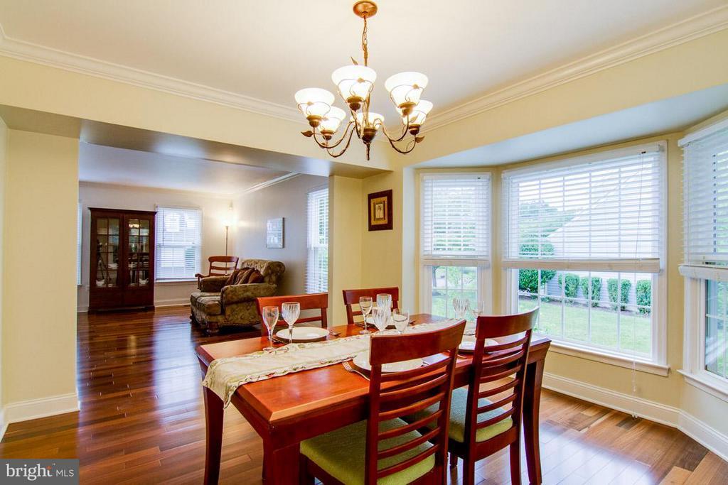 Dining Room - 9908 HAWTHORN HILL CT, MANASSAS