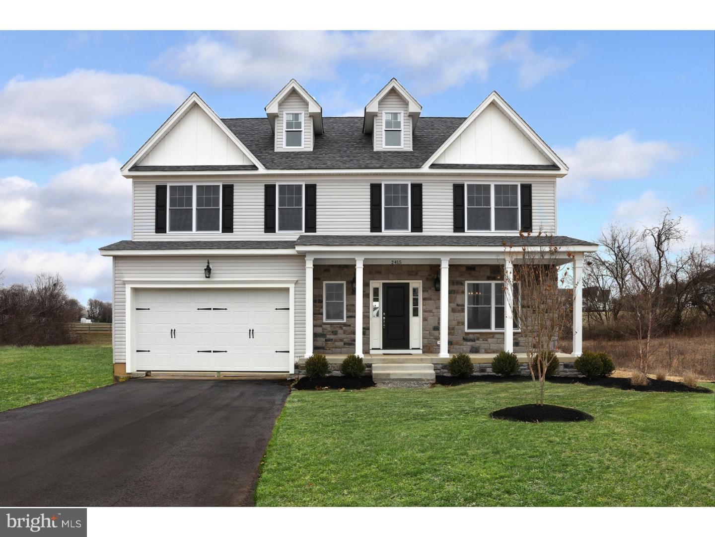 Частный односемейный дом для того Продажа на 2425 LIBERTY TER #LOT 4 Easton, Пенсильвания 18040 Соединенные ШтатыВ/Около: Forks Township