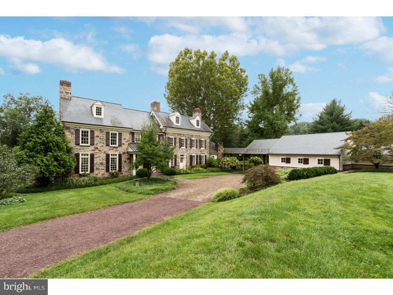 独户住宅 为 销售 在 2976 WINDY BUSH Road 纽镇, 宾夕法尼亚州 18940 美国