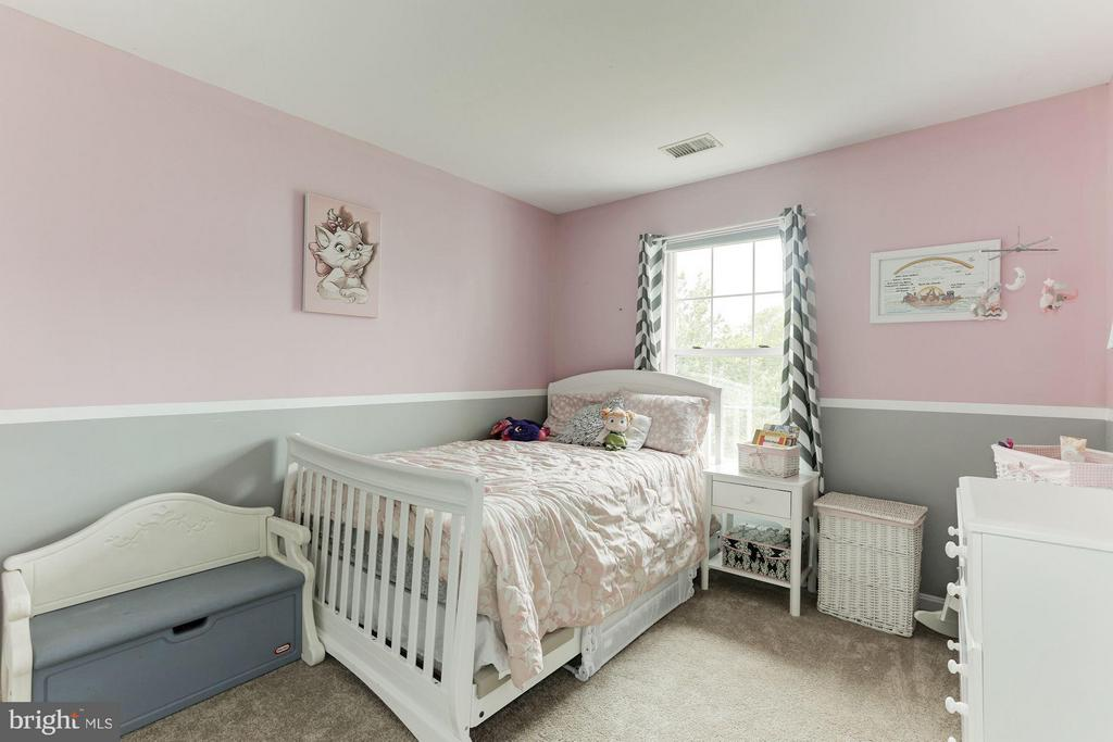 Bedroom - 112 HAMPSHIRE SQ SW, LEESBURG