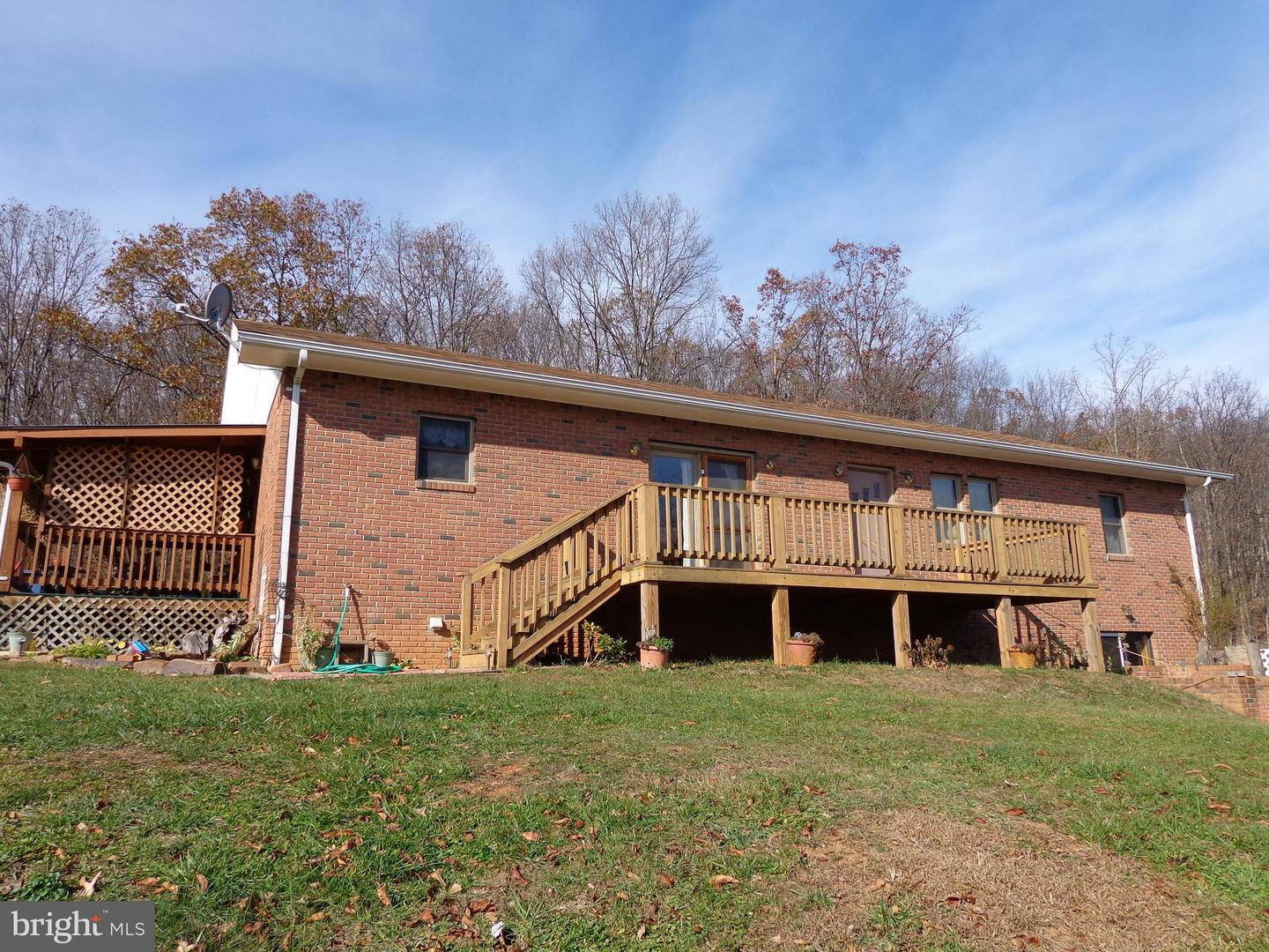 Single Family for Sale at 92 Accordian Rd Maysville, West Virginia 26833 United States