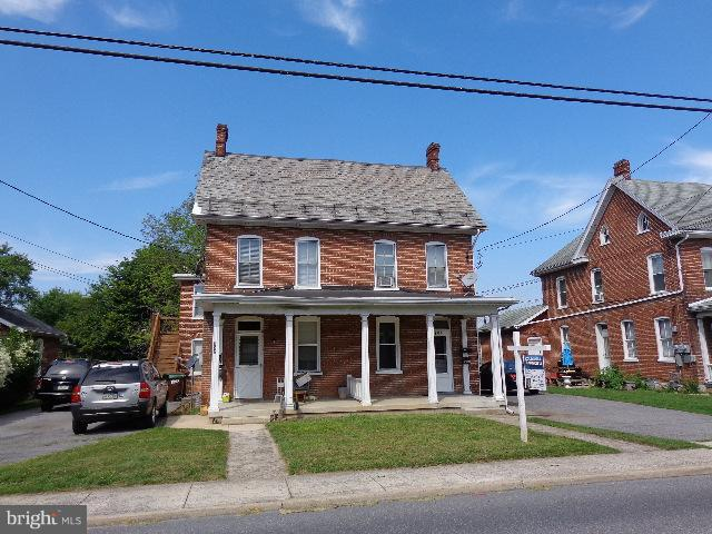Other Residential for Sale at 152 Allison St N Greencastle, Pennsylvania 17225 United States